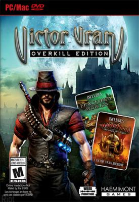 poster for Victor Vran: Overkill Edition v2.07 + Update June 7th + All DLCs