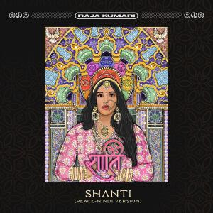 poster for SHANTI (PEACE - Hindi Version) – Raja Kumari