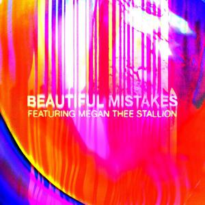 poster for Beautiful Mistakes - Maroon 5 & Megan Thee Stallion