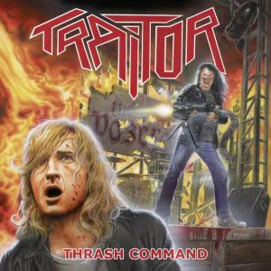 poster for Brutal Exorcism - Traitor