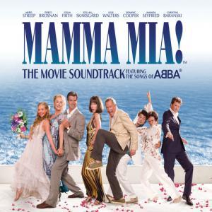 poster for Voulez-Vous (From 'Mamma Mia!' Original Motion Picture Soundtrack) - Cast Of Mamma Mia The Movie, Philip Michael, Christine Baranski, Julie Walters, Stellan Skarsgard