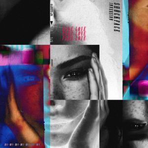 poster for Fake Love (Shöckface Inversion) - Shöckface, mark veins & Bromar