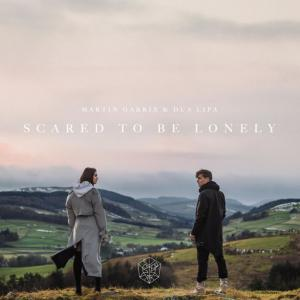 poster for Scared yo Be  Lonely - Martin Garrix