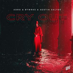 poster for Cry Out - ADRO, BTWRKS & Austin Salter
