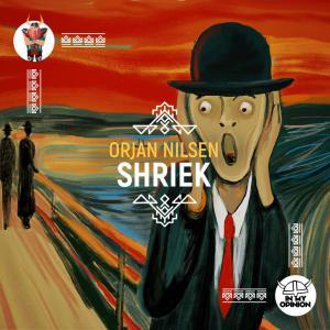 poster for Shriek - Orjan Nilsen
