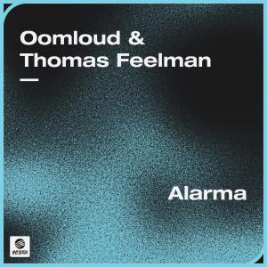 poster for Alarma  - Oomloud & Thomas Feelman