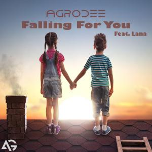 poster for Falling For You (feat. LANA) - AgroDee