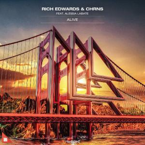 poster for Alive (feat. Alessia Labate) [Extended Mix] - Rich Edwards & CHRNS