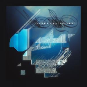 poster for October (Get Got Remix) - Adam Pearce