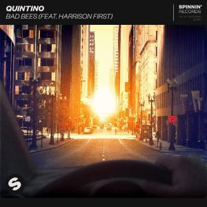 poster for Bad Bees (feat. Harrison First) - Quintino