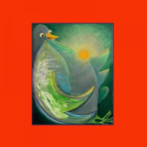 poster for Milk Bird Flyer - Ty Segall, Cory Hanson