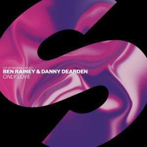 poster for Only Love - Ben Rainey & Danny Dearden