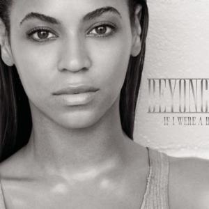 poster for If I Were a Boy - Beyoncé