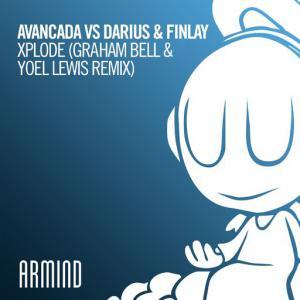 poster for Xplode (Graham Bell & Yoel Lewis Remix) - Avancada