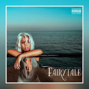 poster for Fairytale - Skyetunes & Chris Brown