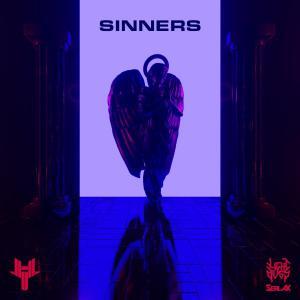poster for Sinners - L!GHT BVSS & SerlaX