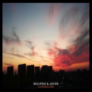 poster for Losing Me - Rolipso & Jayde