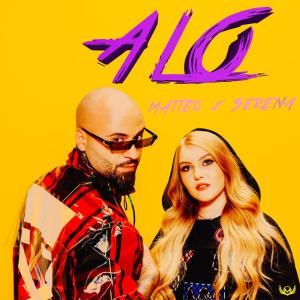 poster for Alo (feat. Serena) - Matteo