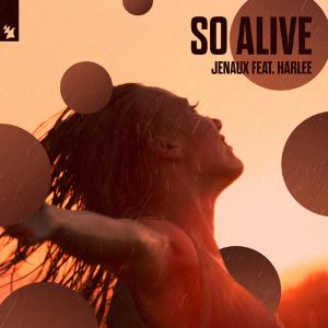 poster for So Alive (feat. Harlee) - Jenaux