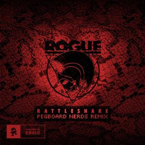 poster for Rattlesnake (Pegboard Nerds Remix)  - Rogue