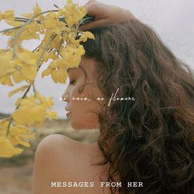 poster for Messages From Her - Sabrina Claudio