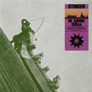 poster for Stinger - RL Grime & ISOxo