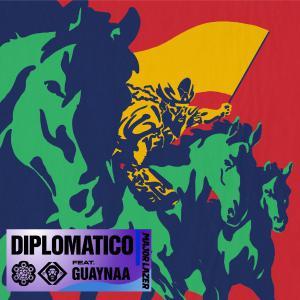 poster for Diplomático (feat. Guaynaa) - Major Lazer