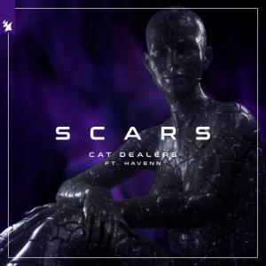 poster for Scars (feat. HAVENN) - Cat Dealers