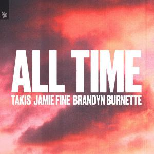 poster for All Time (feat. Jamie Fine & Brandyn Burnette) - Takis