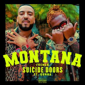 poster for Suicide Doors (feat. Gunna) - French Montana