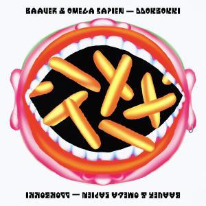 poster for DDOKBOKKI (feat. Omega Sapien) - Baauer