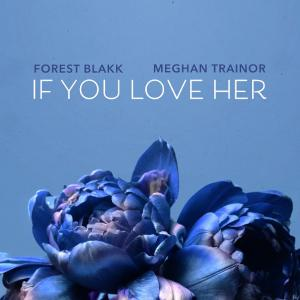 poster for If You Love Her (feat. Meghan Trainor) - Forest Blakk