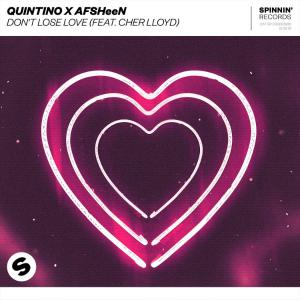 poster for Don't Lose Love (feat. Cher Lloyd) - Quintino & Afsheen