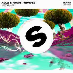 poster for Metaphor - Alok & Timmy Trumpet