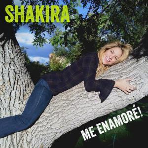 poster for Me Enamoré - shakira