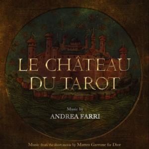 poster for Le Château du Tarot - Andrea Farri