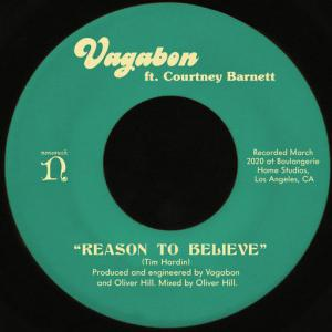 poster for Reason to Believe (feat. Courtney Barnett) - VAGABON
