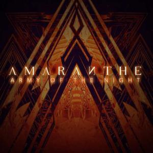 poster for Army Of The Night - Amaranthe