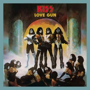 poster for Love Gun - Kiss