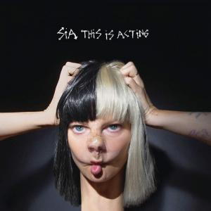 poster for sweet design - sia
