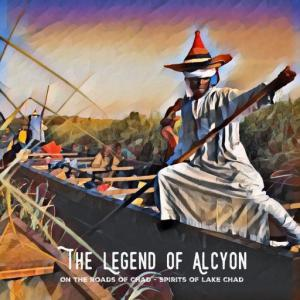 poster for The Sirens of Lake Chad - The Legend of Alcyon
