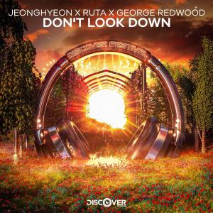 poster for Don't Look Down - JEONGHYEON, Ruta & George Redwood