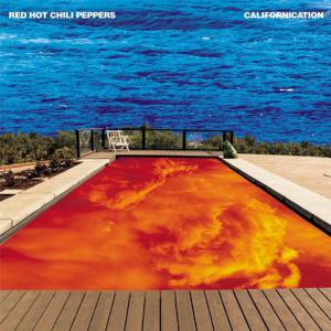 poster for Californication - Red Hot Chili Peppers