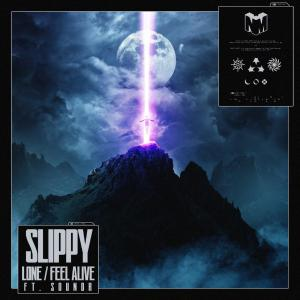 poster for Feel Alive (feat. Soundr) - Slippy