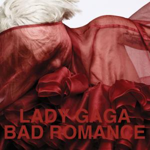 poster for Bad romance - lady Gaga