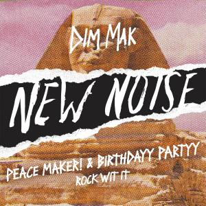 poster for Rock Wit It - PEACE MAKER! & Birthdayy Partyy