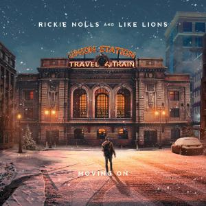 poster for Moving On - Rickie Nolls & Like Lions