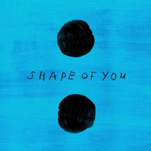poster for Shape of You - Ed Sheeran