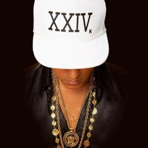 poster for 24K Magic - Bruno Mars