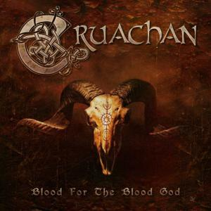 poster for Blood for the Blood God - Cruachan
